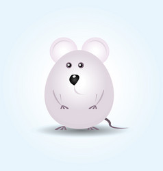 Tiny mouse vector
