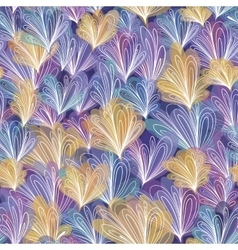 Abstract Pattern with Loops vector image vector image