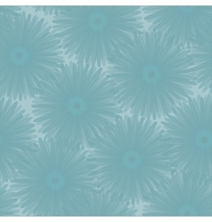 Bright Floral seamless pattern vector image