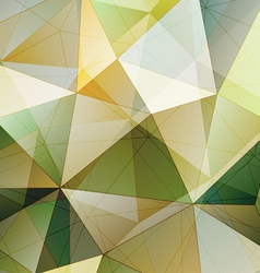 Color Triangle Abstract Background vector