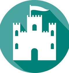 Tower Icon vector image vector image