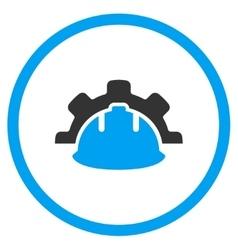 Industrial Development Icon vector