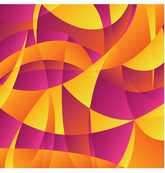 abstract colorful bright background vector image
