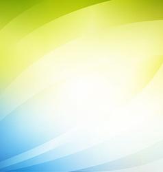 wave background set vector image