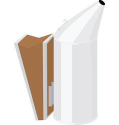 a bee smoker vector image