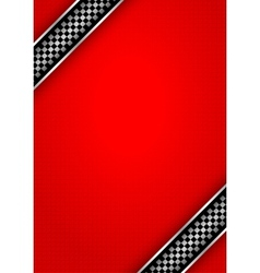 Background red - race vector image