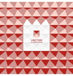 Abstract 3d geometric background 3D vector