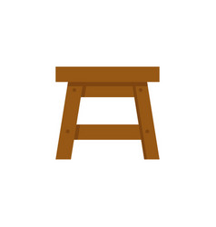 stool vector image