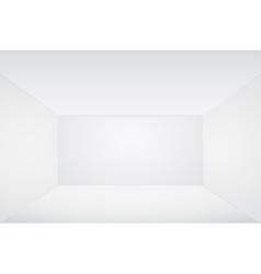 White 3d copyspace vector