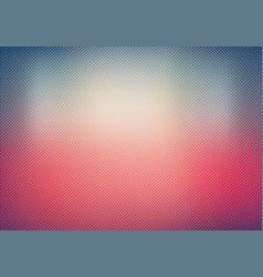abstract blurred background vibrant color with vector image