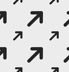 Arrow expand full screen scale icon sign seamless vector
