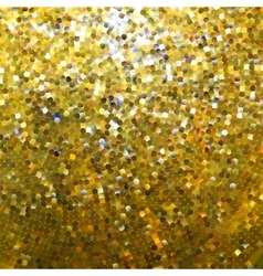 Glittery Sequins background vector image