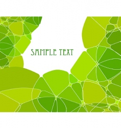 concept abstract background vector image