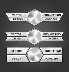 design engineering concept vector image
