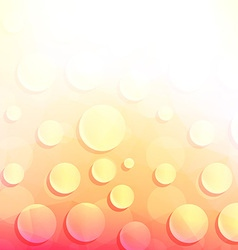 Abstract Background with Drops of Water vector