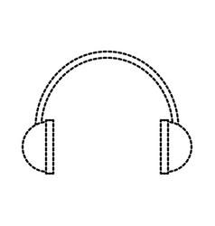 Headphones music volume sound harmony vector