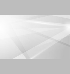 abstract line gradient white and grey background vector image
