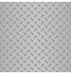 Corrugated steel background vector image