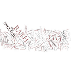 Bath lifts and you text background word cloud vector