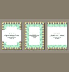 GreetingCard03 vector image