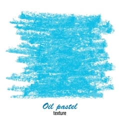 Oil pastel hand drawn texture for presentation vector image