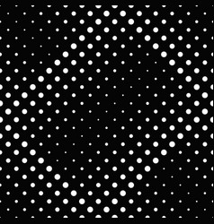 seamless geometrical abstract dot pattern vector image