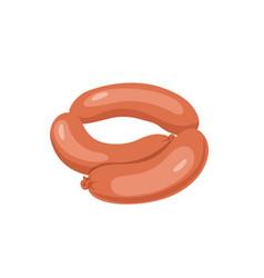 Wieners icon vector