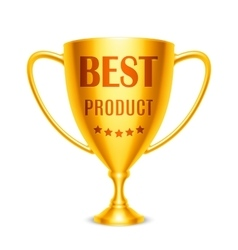 Best Product Award vector image vector image