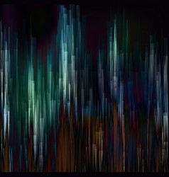 glitch background digital pixel noise vector image vector image