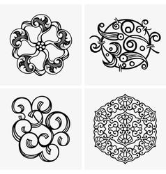 Design decorations vector image