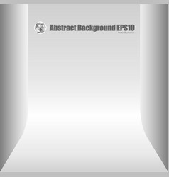 Studio backdrop background vector