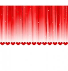 Vector valentine card vector