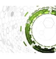 abstract background concept vector image vector image