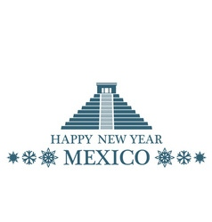 Greeting Card Mexico vector