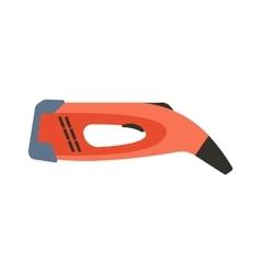 Hand vacuum cleaning equipment vector image