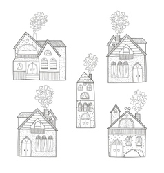 Home collection vector