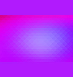 Pink purple blue rows of triangles background vector