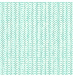 Seamless knitted hand drawn background Neutral vector image vector image