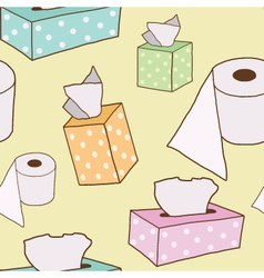Seamless Tissue Paper vector