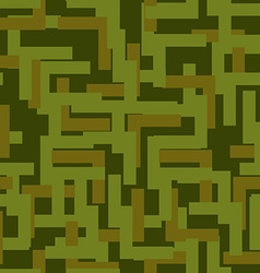 Military seamless pattern Army abstract texture vector
