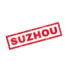Suzhou Rubber Stamp vector