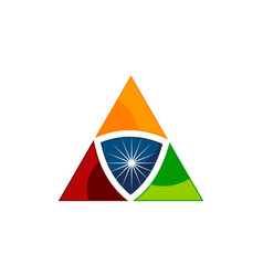 Triangle security vector