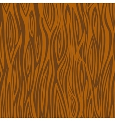 Wood texture background - light brown vector