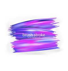 Art abstract background brush paint texture design vector