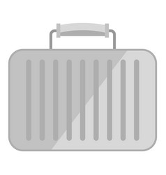 Briefcase icon isolated vector