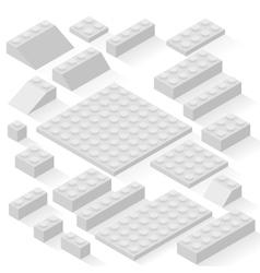 Monochrome gaming kit vector
