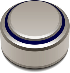 15v button cell battery vector