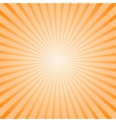 Art sunny striped background vector