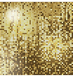 golden background vector image