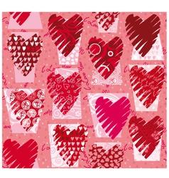 Heartstexture vector